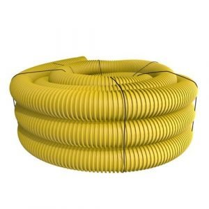 "6"" Yellow ADS hose"