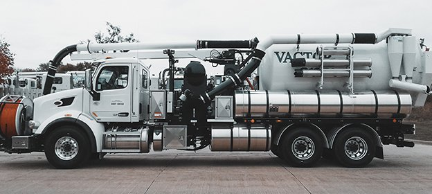 Vactor Combination Sewer Cleaner