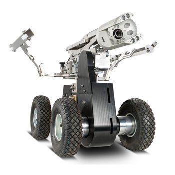 iBAK Overturn Protection Outriggers